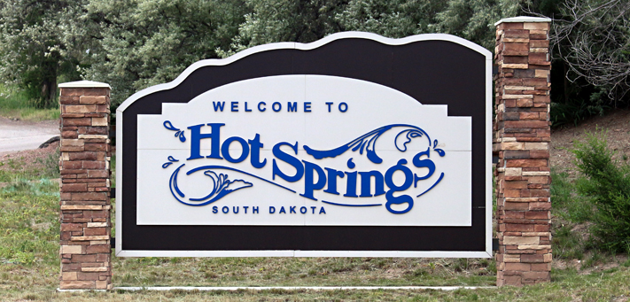 Hot Springs Report in Hot Springs South Dakota