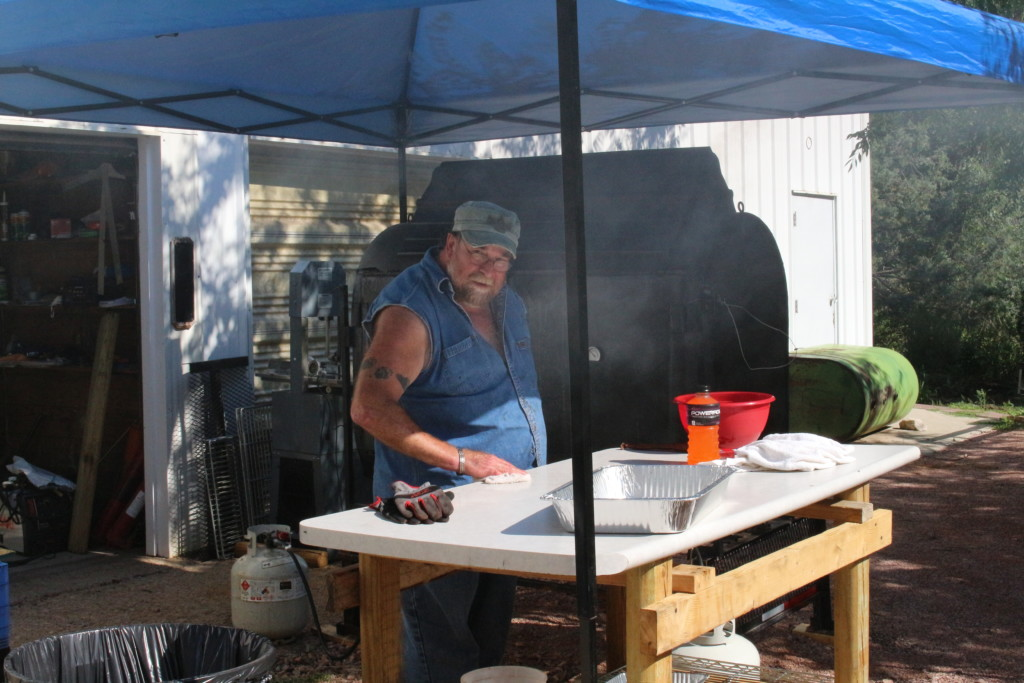 Ol-Griz BBQ located in Hot Springs, South Dakota