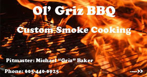 Ol-Griz BBQ located in Hot Springs, South Dakota