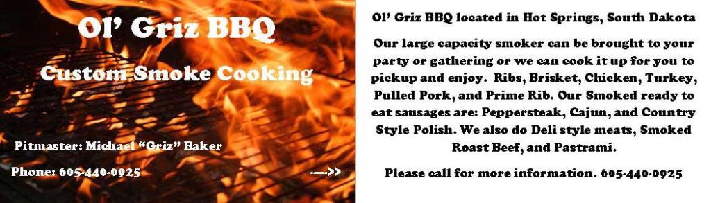 Ol'Griz BBQ