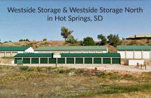 Westside Storage and Westside Storage North in Hot Springs, SD