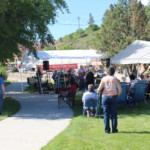 Centennial Park Arts and Crafts Festival in Hot Springs, SD