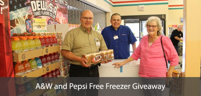 Freezer Giveaway at Lynn's