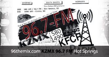 96themix.com KZMZ 96.7 FM