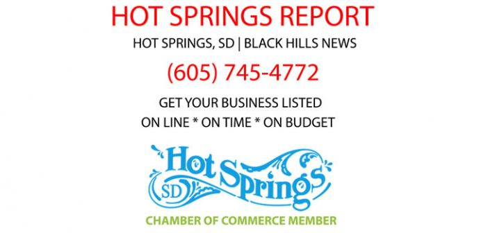 Hot Springs Report Broadcast