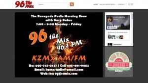KZMX 96.7 FM 96themix.com