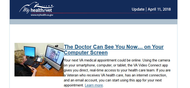 The Doctor Can See You Now    on Your Computer Screen