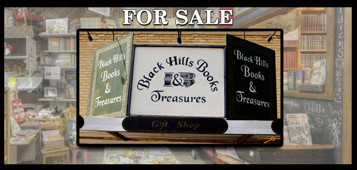 Black Hills Books and Treasures