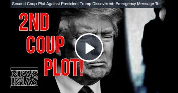 Second Coup Plot Against President Trump Discovered: Emergency Message To 45!