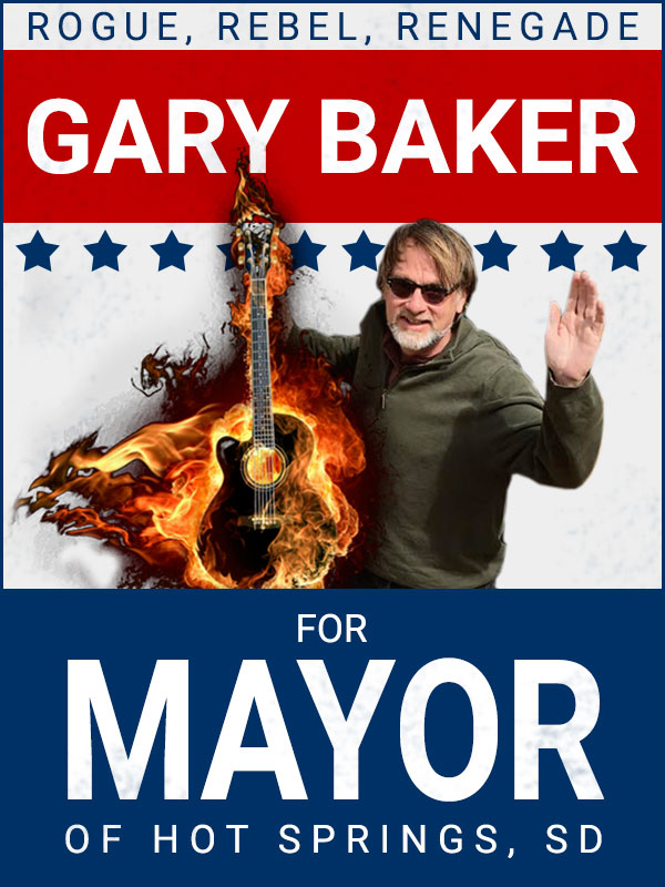 Candidate for Mayor