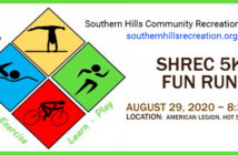 SHREC 5K FUN RUN | August 29, 2020 ~ 8:30AM Register At: https://getmeregistered.com/shrec5k
