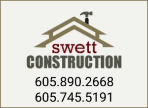Swett Construction has been serving the Black Hills, SD